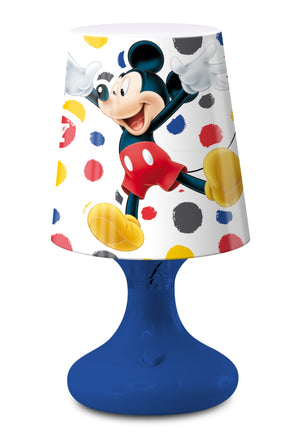 Mickey Maus LED Lampe mit Farbwechsel - Wonderland World