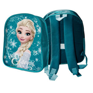 Disney Frozen Satin Rucksack 24cm - Wonderland World