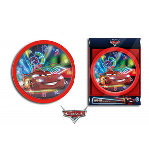 Disney Cars Wanduhr - 25cm - Wonderland World