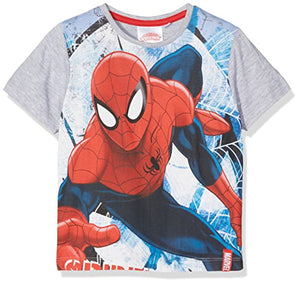 Spiderman T-Shirt - Grau - Wonderland World