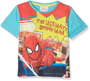 Spiderman T-Shirt - Blau - Wonderland World