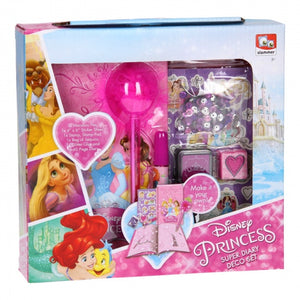 Disney Princess Tagebuch Set - Wonderland World