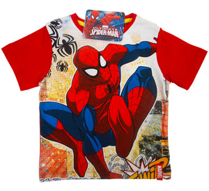 Spiderman T-Shirt - Rot - Wonderland World
