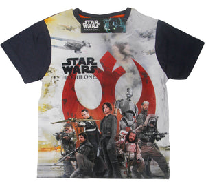 Star Wars T-Shirt - Schwarz - Wonderland World