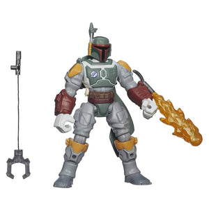 Star Wars Hero Mashers Deluxe Figur Boba Fett - Wonderland World