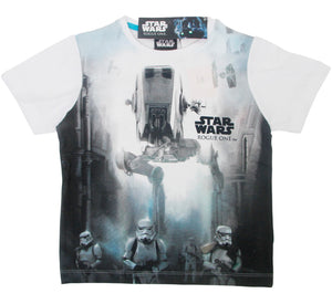 Star Wars T-Shirt - Weiß - Wonderland World