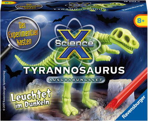 Ravensburger X-Science Experimentierkasten Tyrannosaurus - Wonderland World