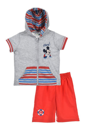 Mickey Maus Baby Sommer Set - Wonderland World