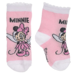Minnie Maus Baby Socken - Wonderland World