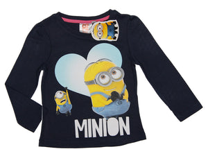 Minions langarm Shirt - Wonderland World