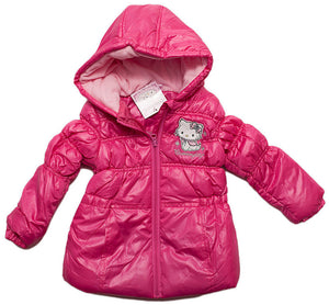 Hello Kitty Winterjacke - Pink - Wonderland World