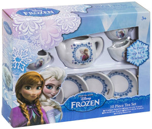 Disney Frozen 10-teiliges Teeset - Wonderland World