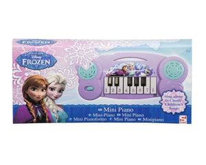 Disney Frozen Mini Piano - Wonderland World