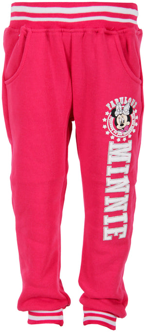 Minnie Maus Jogginghose - Pink - Wonderland World