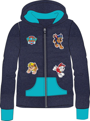 Paw Patrol Sweatjacke mit Kapuze - Wonderland World
