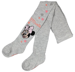 Minnie Maus Baby Strumpfhose - grau - Wonderland World