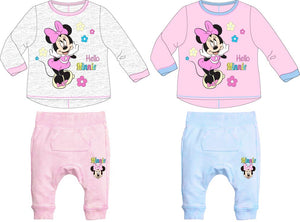 Disney Minnie Maus Baby Set - Shirt + Hose