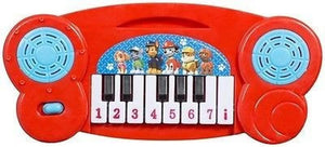 Paw Patrol Mini Piano - Wonderland World