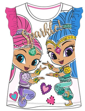 Shimmer & Shine T-Shirt - Wonderland World