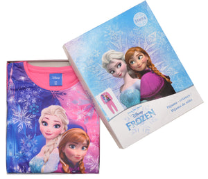 Disney Frozen Pyjama - in einer Geschenkbox - Wonderland World