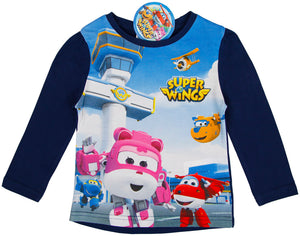 Super Wings langarm Shirt - Wonderland World