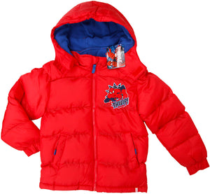 Spiderman Winterjacke - Rot - Wonderland World