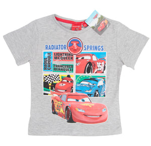 Cars T-Shirt - Grau - Wonderland World