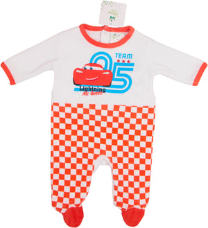Cars Baby Strampler - Rot - Wonderland World