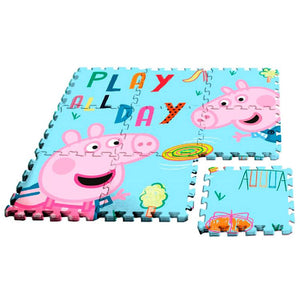 Peppa Pig Puzzelmatte - Wonderland World