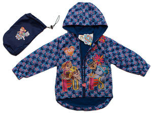 Paw Patrol Windjacke mit Beutel - Wonderland World