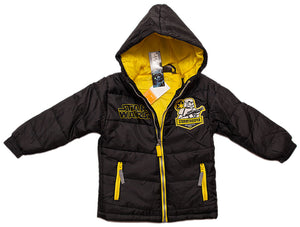 Star Wars Jacke - Schwarz - Wonderland World