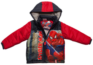 Spiderman Jacke - Rot - Wonderland World