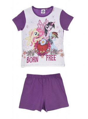 My little Pony Shorty Pyjama - Lila - Wonderland World