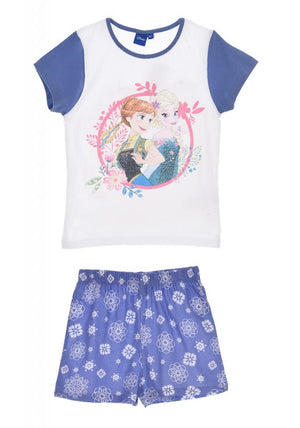 Disney Frozen Shorty Pyjama - Wonderland World