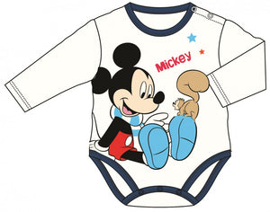 Mickey Maus Baby Body - Wonderland World