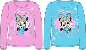 Disney Minnie Maus langarm Shirt - Wonderland World