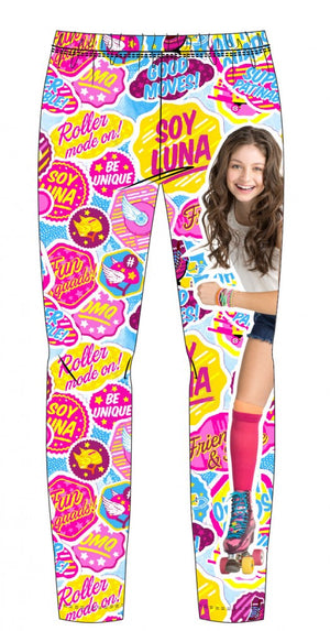 Soy Luna Leggings - Wonderland World