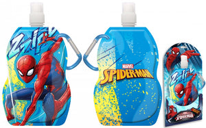 Spiderman Faltbare Trinkflasche - Wonderland World
