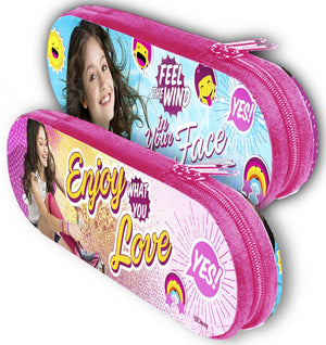 Soy Luna Metall Etui Mäppchen - Wonderland World