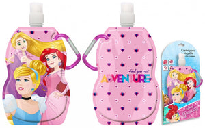 Disney Princess Faltbare Trinkflasche - Wonderland World