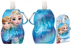 Disney Frozen Faltbare Trinkflasche - Wonderland World