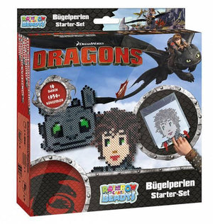 Dragons Bügelperlen Starter Set - Wonderland World