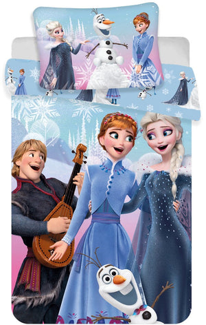 Disney Frozen Bettwäsche - 140 x 200 cm - Wonderland World