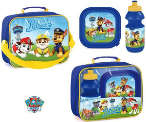 Paw Patrol Picknick Set mit Tasche - Wonderland World