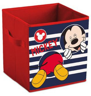 Mickey Maus Aufbewahrungskiste Faltbox - Wonderland World