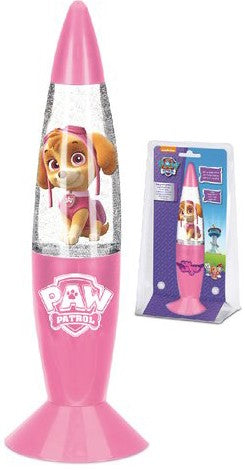Paw Patrol LED Shake & Shine Lampe - rosa - Wonderland World