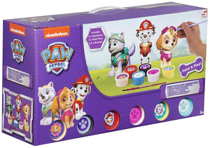 Paw Patrol Figuren zum bemalen - Wonderland World