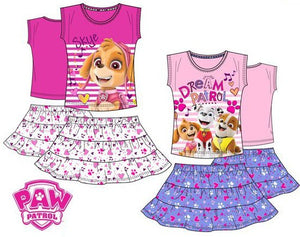 Paw Patrol Sommerset - T-Shirt + Rock - Wonderland World