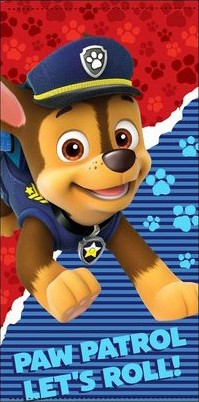 Paw Patrol Badetuch - Wonderland World