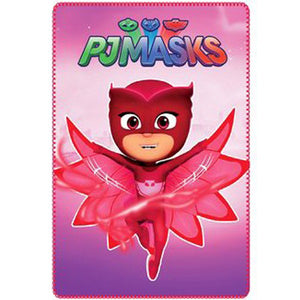 PJ Masks Fleece Decke - 100x150cm - Wonderland World